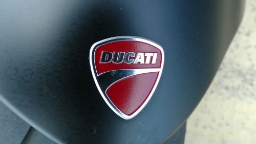 Ducati Motorcycle Badge