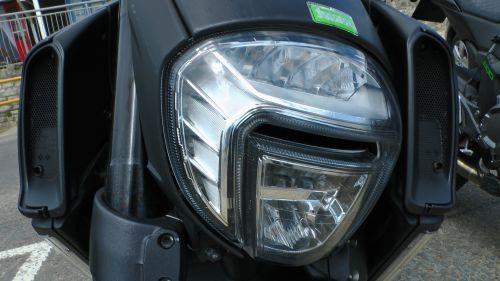 Ducati Motorcycle Headlight