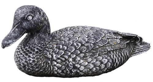 duck stone figure decoration