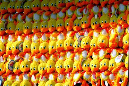 ducks stuffed animals