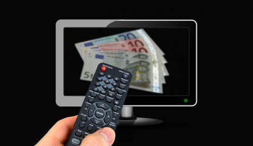 dues television fees cost