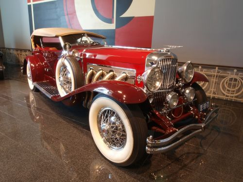 duesenberg 1935 car automobile