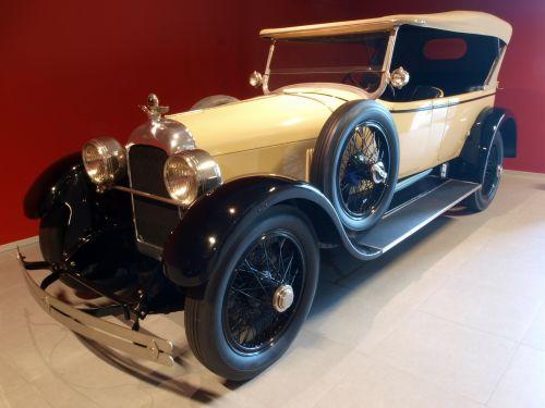 duesenberg touring 1923 car