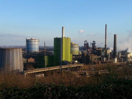 duisburg industry steel