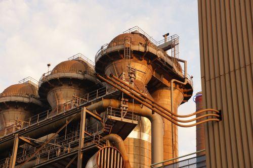 duisburg landscape park industrial park