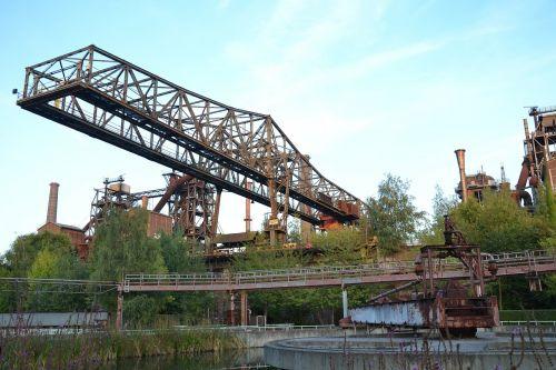 duisburg industry factory