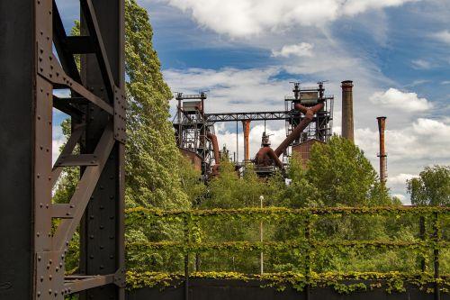 duisburg industrial park industry
