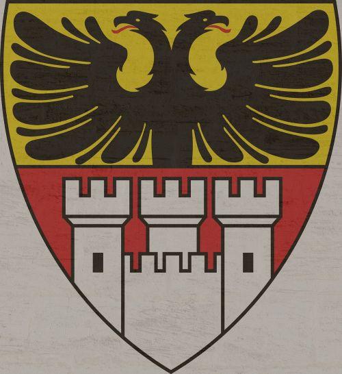 duisburg coat of arms city of duisburg