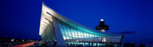 dulles airport building