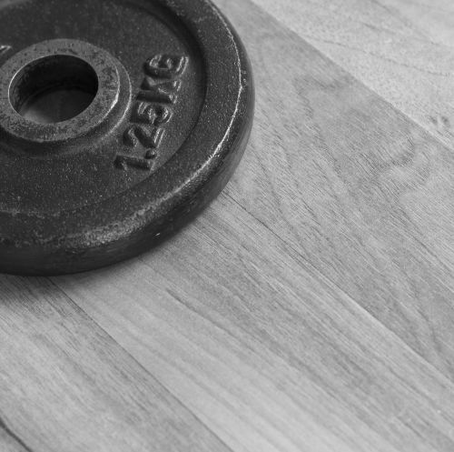 dumbbell fitness studio weights