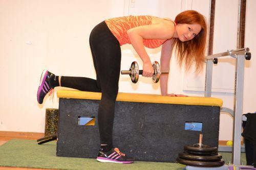 dumbbells sport fitness