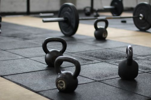 dumbbells weights weight lifting