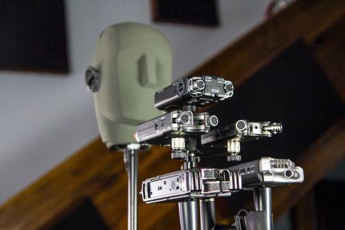 dummy head portable recorders handheld recorders