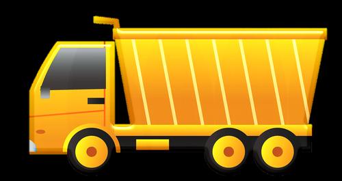 dump truck  truck  dump
