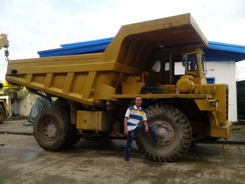 dump truck truck mining