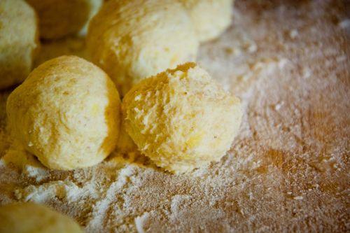 dumpling marillenknödel dumpling dough