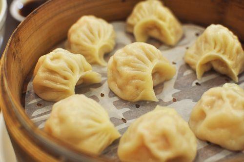 dumplings taiwan delicious