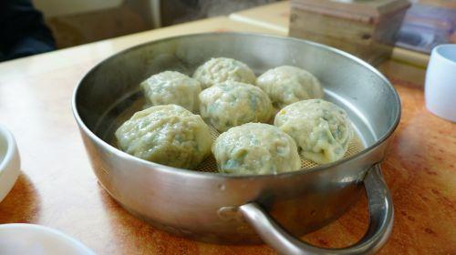 dumplings food rissole