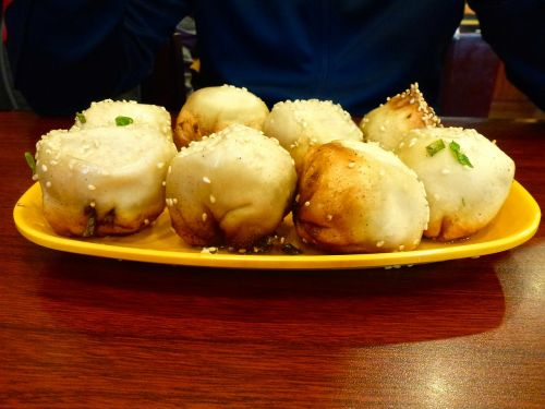 dumplings empanadas chinese cuisine