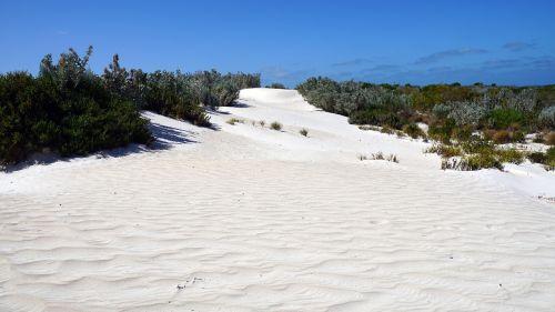 dune australia quartz sand
