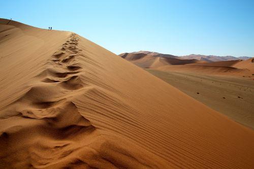 kopos,Namibija,Sossusvlei,didelė mama,smėlis,gamta,kraštovaizdis,smėlio kopa,dykuma,rotorinis smėlis,afrika