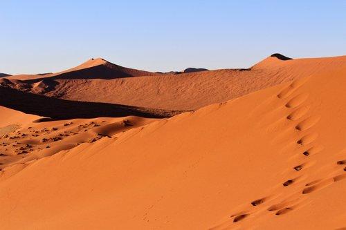 dune  namibia  africa