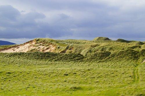 dune  scotland  north of scotland