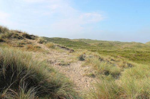 dunes danish denmark