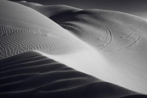 dunes desert sand