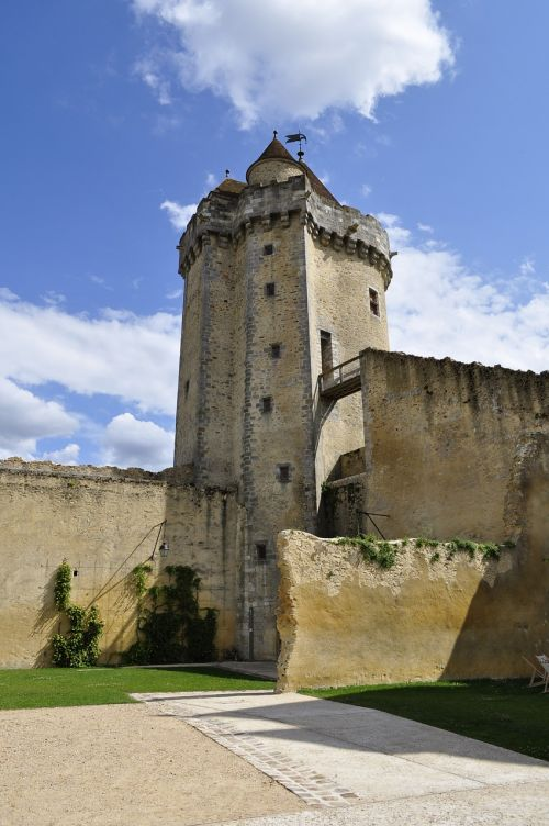 dungeon of blandy les tours seine and marne france