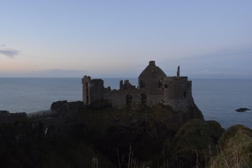 dunluce castle castle northern ireland