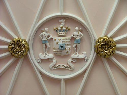 duns castle estate scotland family coat of arms