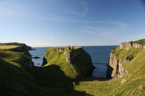 dunseverick northern ireland antrim coast