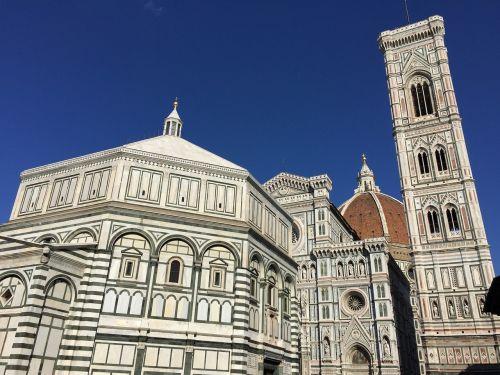 duomo baptistery campanile
