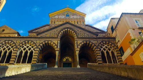 duomo amalfi church