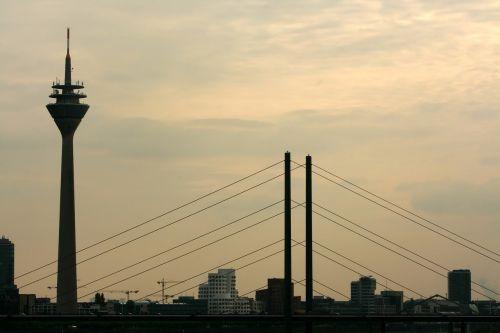düsseldorf city architecture