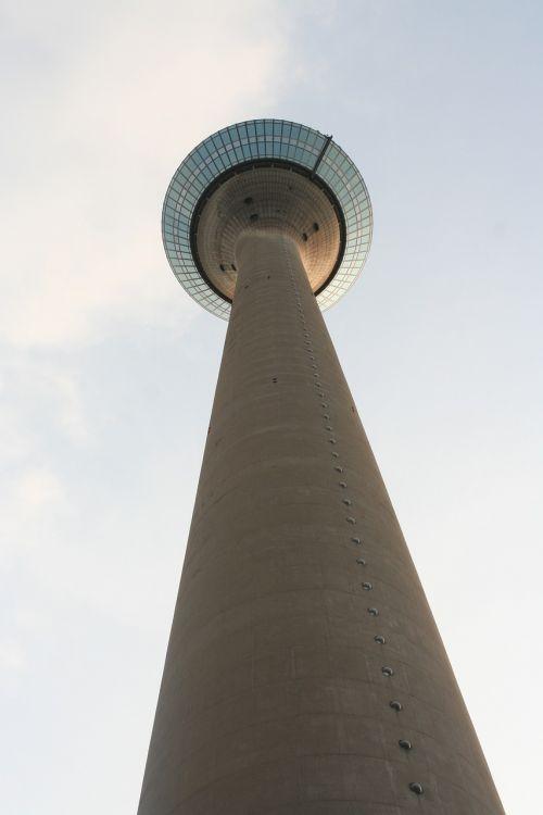 düsseldorf tv tower landmark