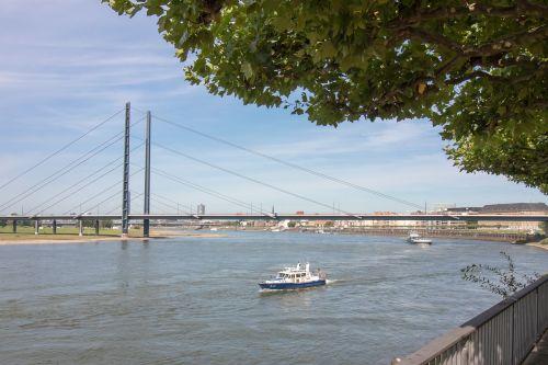 düsseldorf rhine rhine river