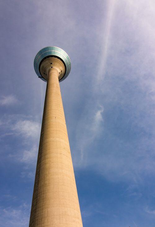 Diuseldorfas,tv bokštas,architektūra,orientyras,bokštas,Reino bokštas,žiniasklaidos uostas,radijo bokštas,lankytinos vietos,struktūros