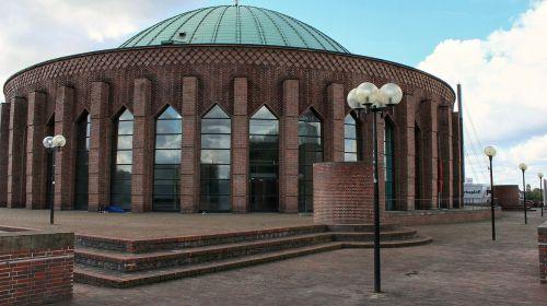 düsseldorf tonhalle architecture