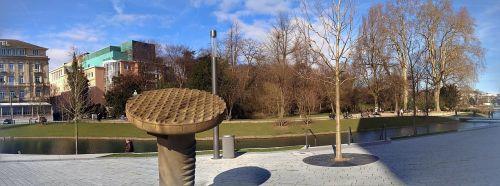 düsseldorf kö bow park