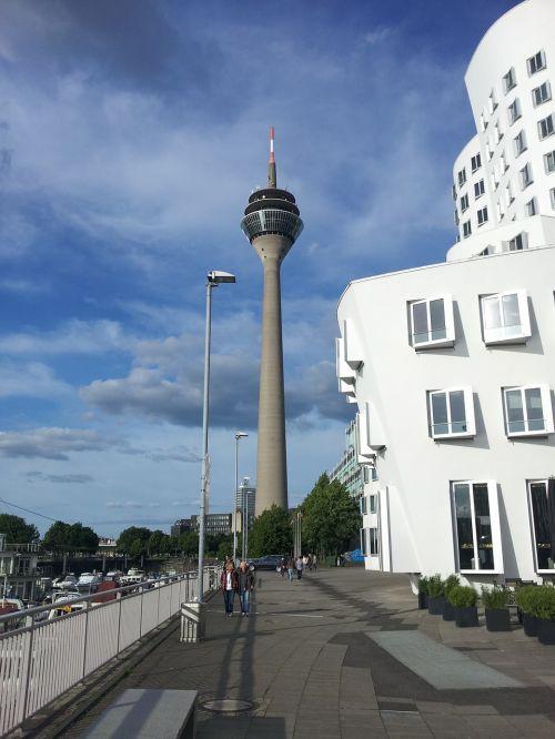 düsseldorf architecture building
