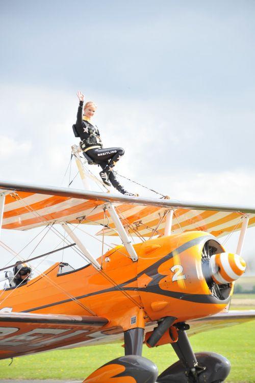 duxford airshow england