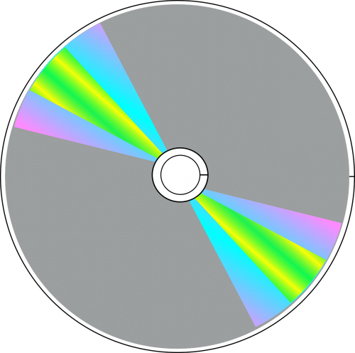 dvd electronics disc