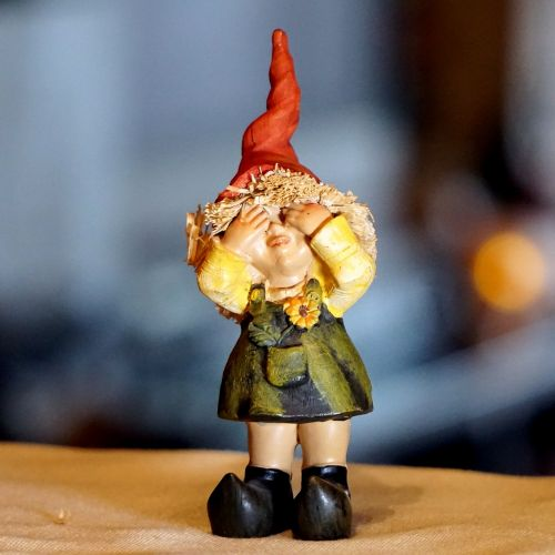 dwarf figure miniature
