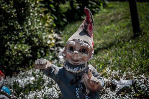 dwarf garden gnome garden figurines