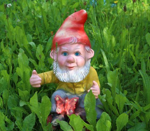 dwarf red stocking cap fabric