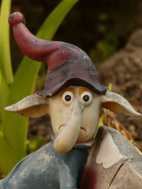 dwarf imp gnome