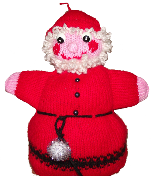 dwarf christmas handicraft