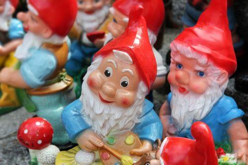 dwarf gnome souvenir